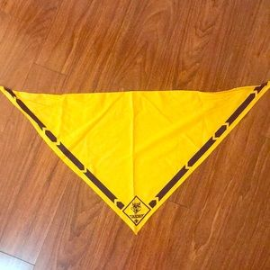 Accessories - Vintage looking Cub Scouts scarf bandana